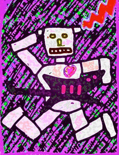 Rock 'n RollBot